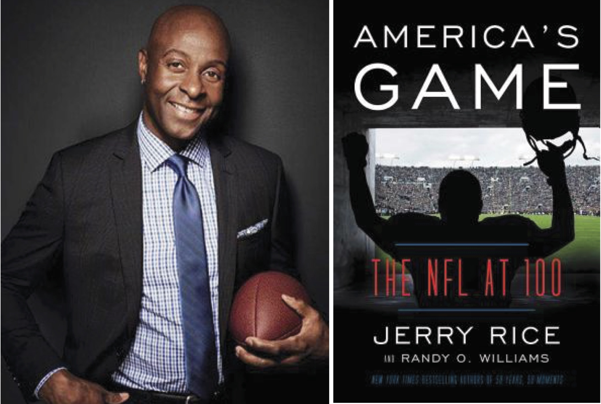 jerry rice americas game bookshop santa cruz