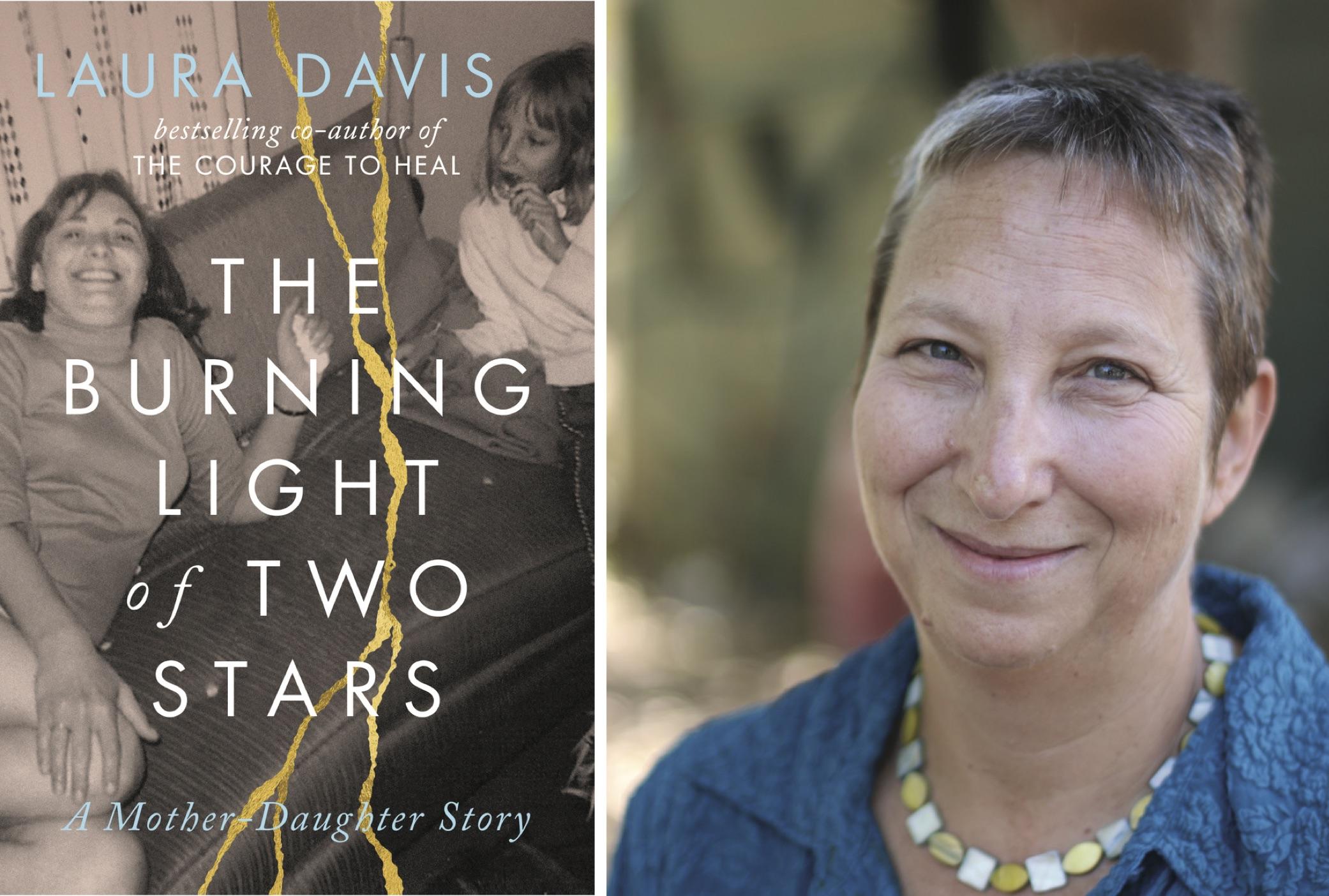 Laura Davis, The Burning Light of Two Stars